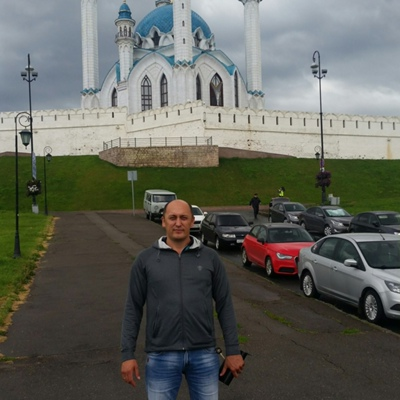 Руслан Маняпов, Оренбург