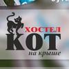 Хостел Казань центр   Кот на крыше