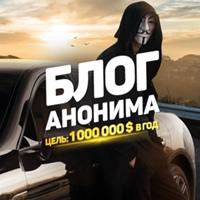 Блог Анонима   Трафик, бизнес, SMM