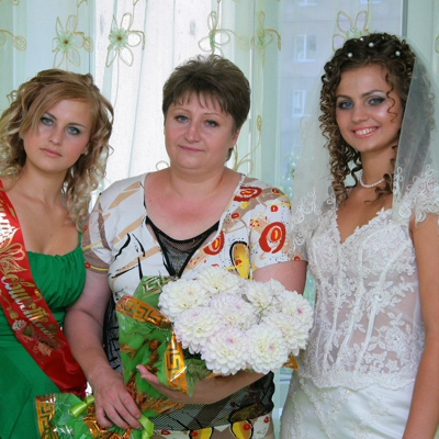 Людмила Бугло, Балаклея