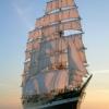 Морская практика. Обучение на всех парусах
