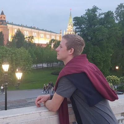 Иван Коньков, Москва