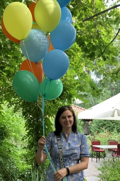 Инна Ясинская, Одесса