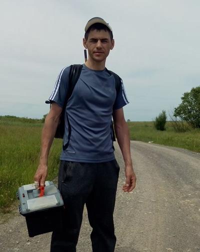 Василий Чернобай, Новошахтинский