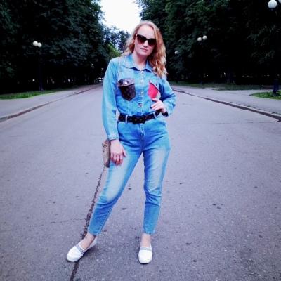 Наталья Шурыгина, Москва