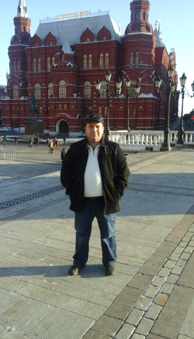 Константин Орлов, Темрюк
