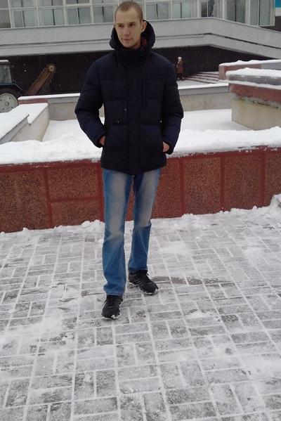 Maksim Vykhodtsev, Гомель