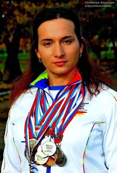 Виктория Семёнова, Санкт-Петербург