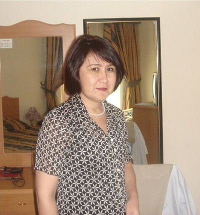 Мавджуда Таджибаева, Худжанд