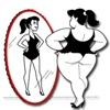 Тайны снижения веса. Лишний вес из головы