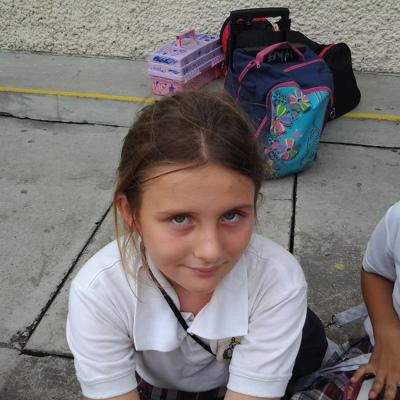 Lydia Kabysh, Guayaquil