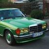 OldMerin Mercedes-Benz W115W123W124W126W140