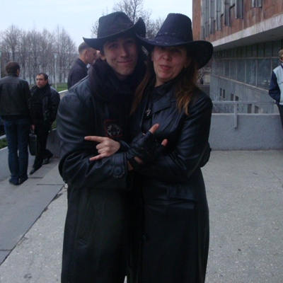 Лиза Хеллер, Донецк