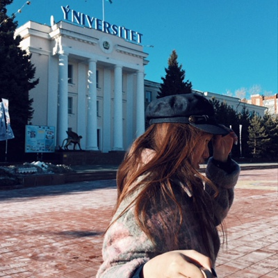 Даяна Кусымбаева, Костанай