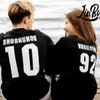 Именные толстовки и футболки | LinBu
