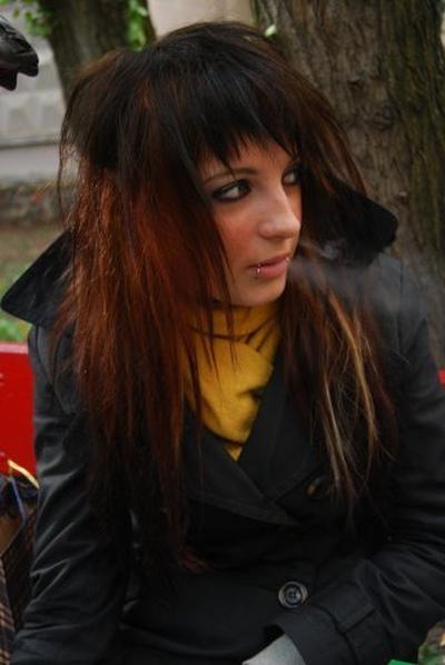 Лиза Садохина, Донецк