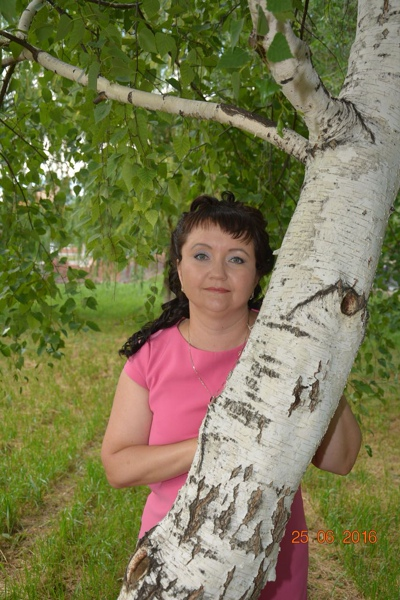 Svetlana Gosteva, Buzuluk