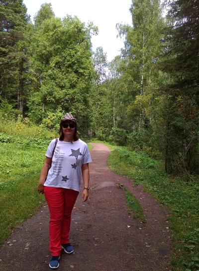 Наталья Швец, Бийск