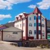 Отель Парус. Рыбачье, Крым