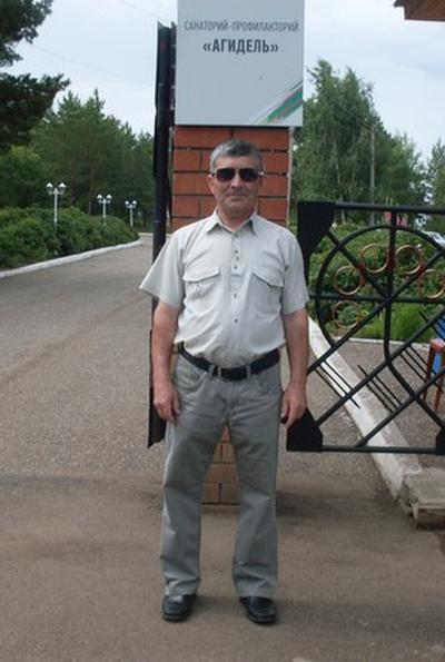 Фаниль Гиляев, Октябрьский