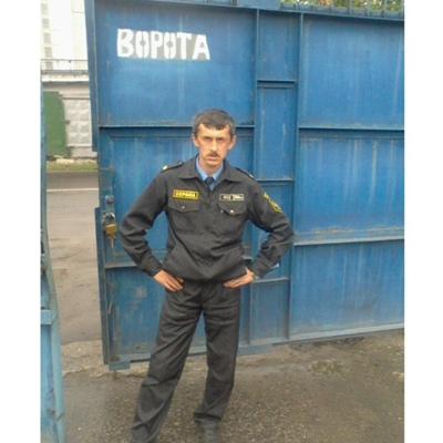 Сергей Горшков, Кашин
