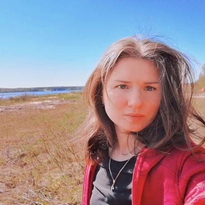 Yanina Palilova, Saint Petersburg