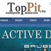 Toppit.ru - товары для спорта и отдыха.