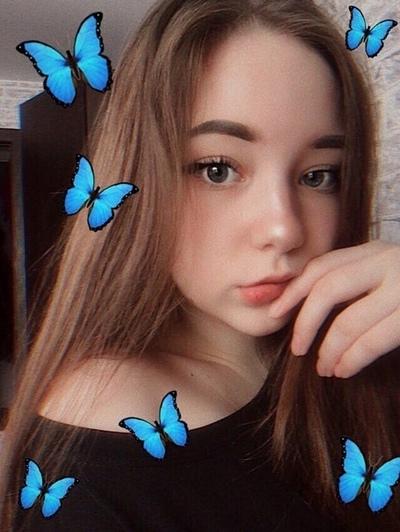 Анастасия Цветкова, Санкт-Петербург