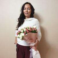 Жанна Максимовна-Мергенова, Энгельс