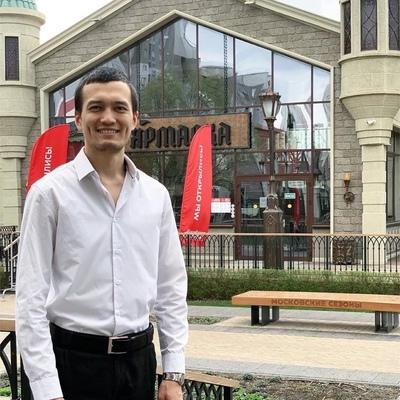 Арсен Айтибеков, Москва