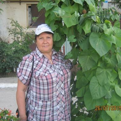 Лариса Казакова-Проскурина, Красноперекопск