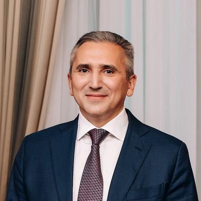 Александр Моор, Тюмень