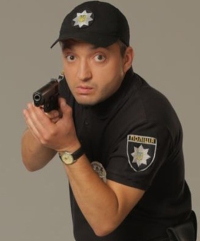 Антон Шереметев, Киев