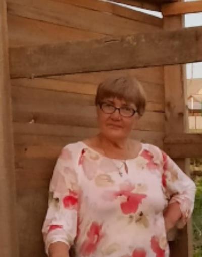 Татьяна Георгиевна-Шашимова-Родионова