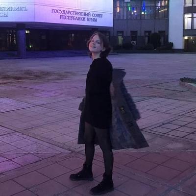 Ангелина Гончарова, Симферополь