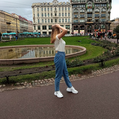 Люда Данилейко, Санкт-Петербург