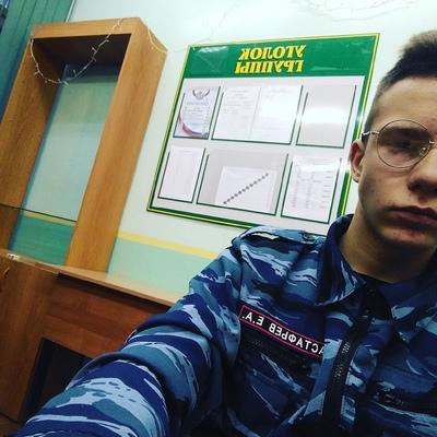 Егор Астафьев, Владимир