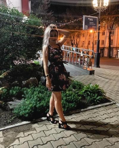 Сабина Большакова, Санкт-Петербург