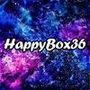 HappyBox36|Магазин Аниме, K-Pop, Гик|Воронеж