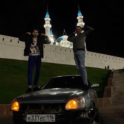 Радмир Радужнов, Казань