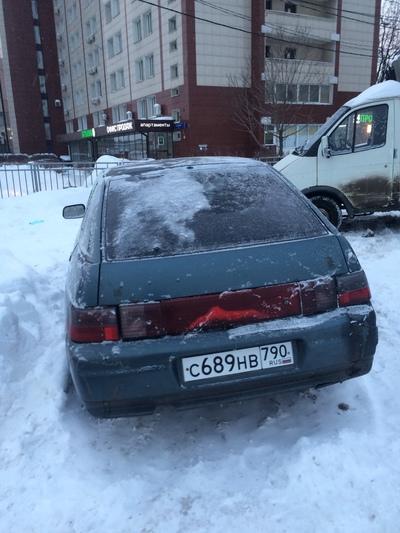 Вячеслав Пряников, Москва