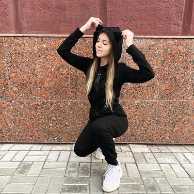 Ksenia Solunova, Omsk