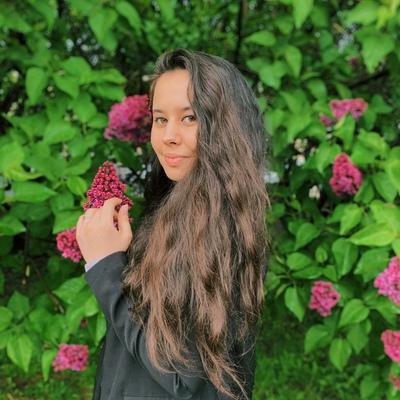 Madina Aminova, Санкт-Петербург