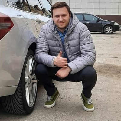 Виктор Матвеев, Смоленск