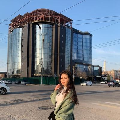 Сабина Саева, Бишкек