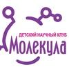 """Детский научный клуб """"Молекула"""""""