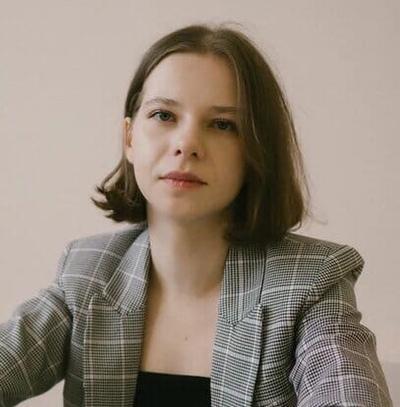 Анастасия Панченко, Санкт-Петербург