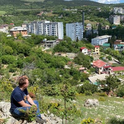 Вячеслав Петренко, Ялта