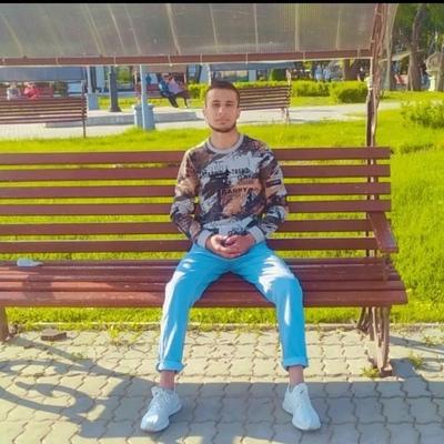 Suxrob Sirojiddinov