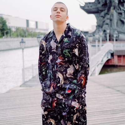 Олег Пугач, Москва